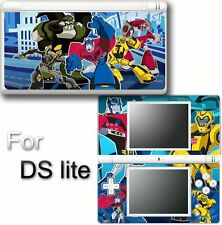 Transformers Animated VINYL SKIN STICKER for DS LITE #1