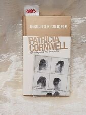 Insolito e crudele di Patricia cornwell ATT tascabile
