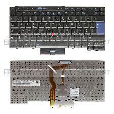 Clavier IBM / Lenovo ThinkPad - W 510 4876 -xxx 100% Fr AZERTY