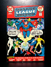COMICS: DC: Justice League of America #107 (1973), 1st Freedom Fighters app