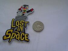 Lost In Space Science fiction Sci Fi Movie Iron On Embroidered Patch New