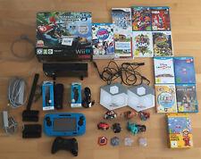 Nintendo Wii U Mariokart Premium Pack 32GB Schwarz Spielekonsole gebraucht