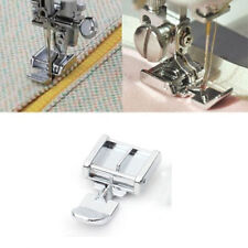 Zipper Foot 2 Sides For Sewing Machine Brother Janome Singer Juki Snap-on Models