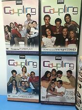 Coupling - The Complete Seasons 1-4 Collection (DVD, 2005, 7-Disc Box Set) FS!