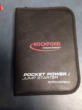 ROCKFORD RFDPPJS2976DLX POCKET POWER Storage Case. Case Only.