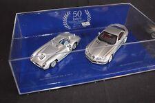 Minichamps Mercedes-Benz set 1:43 300 SLR / SLR McLaren (JvM)