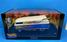Hot Wheels Collectibles 1:18 Customized VW Drag Bus