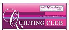 Anita Goodesign Diamond Club 60 Collection DVD Embroidery Machine Design CD