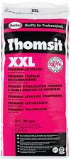 12x Thomsit XXL Power Premiumausgl. 25Kg  -extrem gut verlaufend u. pumpfähig-