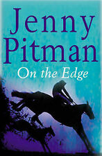 On The Edge, Pitman, Jenny, Very Good Book