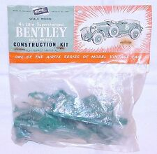 Airfix 1:32 BENTLEY 4.5 Litre SUPERCHARGED 1930 Model Kit #1344 MIB`58 VERY RARE