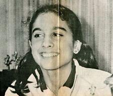 GABRIELA SABATINI Sexy Tennis Rare Mag Argentina 1985