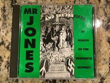 MR JONES & THE FASCISTS IN SEARCH OF THE HUNDRETH MONKEY RARE CD PUNK THRASH HTF