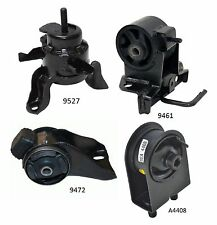 4 PCS Motor & Trans. Mount For 2000-2001 Mazda MPV 2.5L