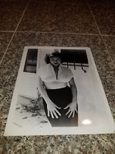 VINTAGE 8 X 10 PHOTOGRAPH FROM IRVING KLAWS ARCHIVES OF MEG MYLES LOT #4