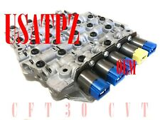Rebuilt Ford / Mercury CFT30 Valve Body W / Solenoids (No TCM) 05up Freestyle