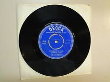 """CHECKMATES: You've Got To Have A Gimmick Today- West Point-U.K. 7"""" 63 Decca Demo"""
