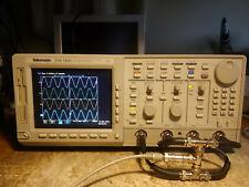Tektronix Tds784c 1ghz 4gsas Oscilloscope 13 1f 1m 2f 2c Lcd