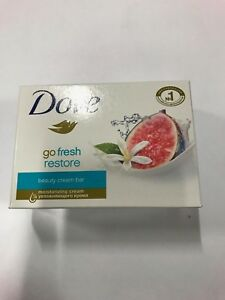 Lot of 48 Dove Restore Moisturizing Beauty Cream Bar Soap 135 gr
