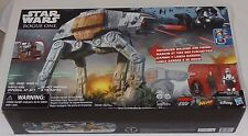 Star Wars Rogue One Rapid Fire Imperial AT-ACT Disney Motorized walking firing