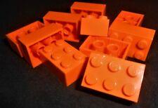 LEGO 2x3 Bricks Orange---Lot of 10