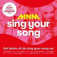 CD * MNM SING YOUR SONG 10 YEARS + KARAOKE CD !!! (3CD-BOX * NEW & SEALED !!!)