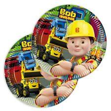 Pappteller Bob der Baumeister Cod.270523