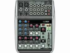 Behringer Q1002usb XENYX 10 Input USB Analogue Mixer