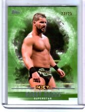 WWE Bobby Roode #44 2017 Topps Undisputed Green Parallel Card SN 23 of 25