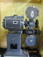Vintage Simplex E7 35mm Projection System Circa 1930's-40's Fully operational