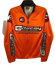 Z bike wear  Cycling Jersey Bicycle Bike, Bicyclist riding zip Jacket SM