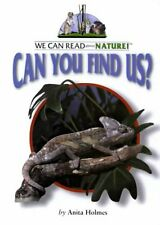 Can You Find Us? (We Can Read about Nature!)