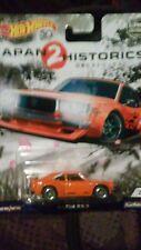 HOT WHEELS CAR CULTURE JAPAN 2 HISTORICS MAZDA RX-3 (BRAND NEW)
