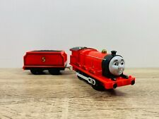 James - Thomas The Tank Engine & Friends Tomy Motorised Trackmaster Trains