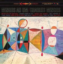 Disque Vinyle Album de Jazz Charles Mingus Ah Um Réédition 180 grammes LP 33T