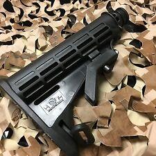 NEW Gen X Global GxG 6 Point Adjustable Collapsible Butt Gun Stock - Tippmann 98