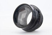 Bausch & Lomb 5x7 190mm f/4.5 Tessar Series Ic Large Format Camera Barrel Lens