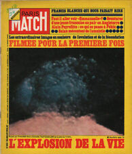 paris match n°1315 ovulation fecondation f. blanche