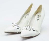 Liberta Womens UK Size 4 White Shoes