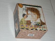 VHS Boxed Set Jane Austen's Pride and Predudice Colin Firth Mr Darcy Mrs Bennett