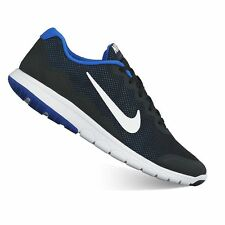 NEW Nike Flex Experience Run 4 Men's Running Shoes US 10.5 Black White Blue