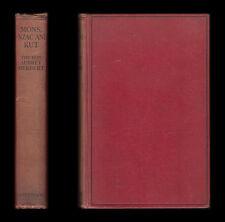 WWI Herbert MONS, ANZAC & KUT Dardanelles GALLIPOLI Suvla Bay TURKEY MESOPOTAMIA