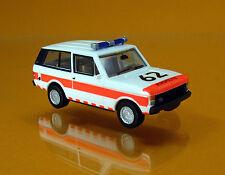 """Herpa 092944  Range Rover """" Politie Niederlande""""  Polizei Niederlande"""