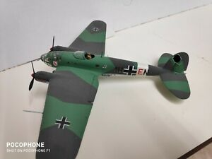 Revell Heinkel He 111 Bomber 1:72 gebautes Modell