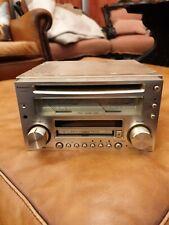 Panasonic CQ-VX5500 - Válvula Amp-Mini Disco-CD estéreo de coche-Doble DIN