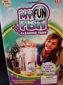 As Seen On TV 56028 My Fun Fish Tank, 4 3/4 x 6 x 10-Inch