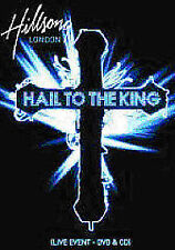 Hillsong London - Hail To The King (DVD, 2008) new and sealed freepost