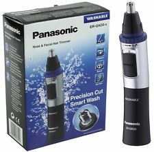 Panasonic ERGN30 Battery Operated Nose Facial Hair Trimmer Clipper Shaver