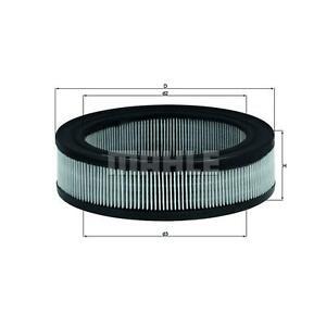 MAHLE Air Filter LX 167 FOR Mini Allegro 1000 Series 1300 Kestrel Genuine Top Ge