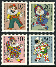 Aland Germany 1970 Christmas Marionettes Puppet Greetings Animation 1v Mnh Briefmarken